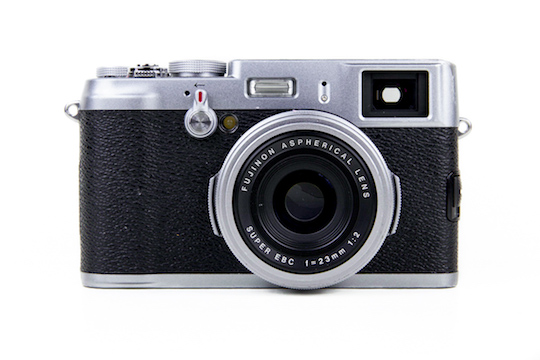 Photo of a Fujifilm X100